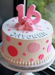 sweet 16 cakes bakeshop philadelphia ballerina sweet 16 birthday cake
