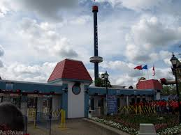Where Is Six Flags America Six Flags Great America Remains One Of The Better Parks In The Six