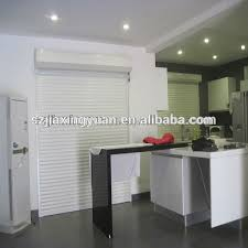 Security Automatic Kitchen Cabinet Roller Shutter Door Buy - Kitchen cabinet roller doors