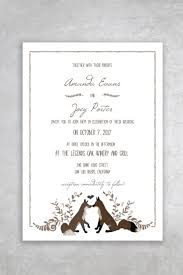 diy wedding invitation template fox printable diy wedding invitation template alchemie press