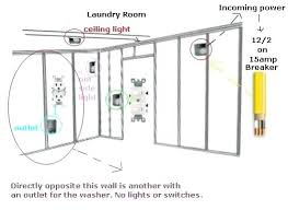 how to wire electrical switch and outlet name room views size wire