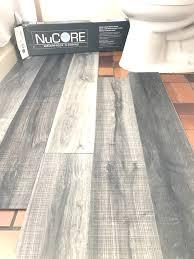 White Vinyl Plank Flooring Beige Tile Allure Vinyl Plank Flooring Matched With White Wall