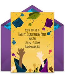 elementary middle school invitations punchbowl