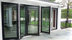 Patio Doors With Side Windows by Horizontal Bi Fold Garage Doors Image Collections French Door