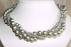 pearl necklace costume images 109 best handmade costume jewelry images jewel jpg