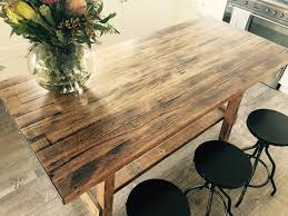 dining tables 2 5 recycled lane