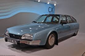 vintage citroen cars live from the beijing motor show citroën cx ran when parked
