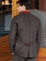 schneiders salzburg premium country style jacket brown