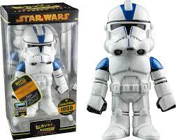 clone trooper wall display armor star wars hikari 501st clone trooper japanese vinyl figure 2015
