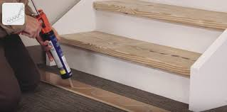 easier laminate stair installation style
