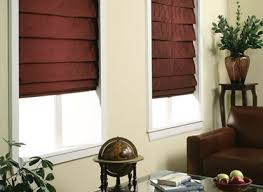 Fold Up Curtains Shades Blinds Roll Up Shades