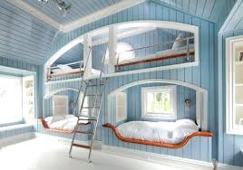 Wall Bunk Bed Bed In The Wall Extraordinary Wall Bunk Beds Beautiful Room Ideas
