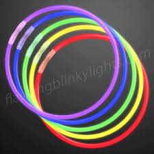 glow necklaces glow stick necklaces flashingblinkylights