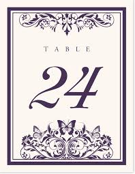 what size are table number cards chrysalis butterfly vintage monogram flourish wedding table number
