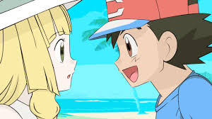 ash meets lillie in pokemon sun and moon anime xyz episode 44 45