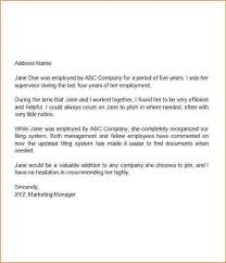 microsoft letter of recommendation template download a free