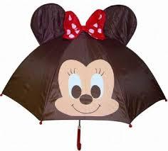 buy disney minnie mouse cat umbrella cat ears 48cm kids