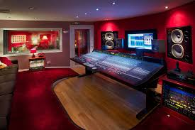 pictures on small recording studios interior design ideas