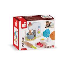 cuisine enfant bois janod dinette mixer picnik janod ekobutiks l ma boutique