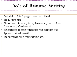 Best Font Size For Resumes by Resume Font Size 2016 Best 25 Good Resume Format Ideas On