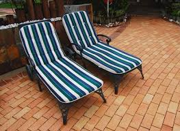 Patio Furniture Seat Cushions Patio Furniture Replacement Cushions Chaise Lounge Cushions