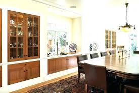 dining room cabinet ideas dining room built ins kronista co