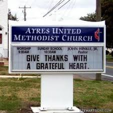 show gratitude with your sign national thank you month