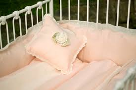 lulla smith baby bedding sonoma linen set laundered linen