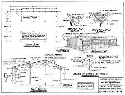 How To Build A Pole Barn Cheap 153 Pole Barn Plans And Designs That You Can Actually Build