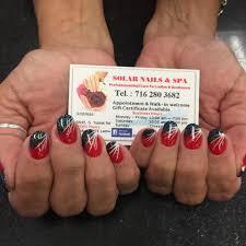solar nails u0026 spa in lockport new york home facebook
