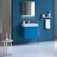 Bathroom Standing Shelves by Free Standing Washbasin Cabinet Laminate Contemporary With