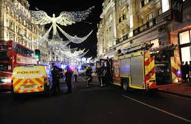 christmas lights black friday 2017 black friday incident at oxford circus was a false alarm wwd