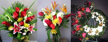 types of flower arrangements aloha warehouse san francisco