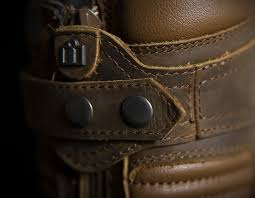 zipper motorcycle boots icon 1000 prep brown men u0027s icon motosports ride among us