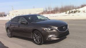mazda m6 2016 2017 mazda 6 gt the most complete review ever youtube