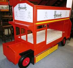 tennants auctioneers harrods bunk bed as a double decker bus