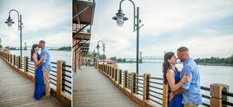 North Carolina travel photographer images Alison thomas engagement photography session in downtown jpg