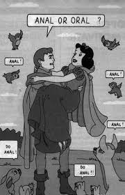 Snow White Meme - adult version of snow white owned com