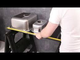 Sauber  Bowl Kitchen Sink With Glass Drainer - Glass sink kitchen