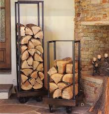 Free Firewood Storage Rack Plans by Best 25 Indoor Firewood Storage Ideas On Pinterest Firewood