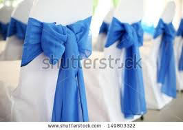 Blue Chair Covers Chair Covers Stock Images Royalty Free Images U0026 Vectors