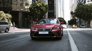 lexus new sports car lexus rc sports coupé lexus uk