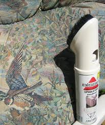 Solvent Based Cleaner For Upholstery Using Fabric Cleanability Codes To Clean Fabric
