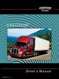 freightliner model ca113 ca125 cascadia driver u0027s manual pdf