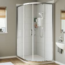 Mira Shower Door Mira Leap Quadrant Shower Enclosure 1000mm X 800mm Right