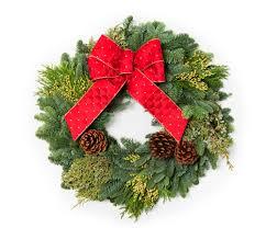live christmas wreaths granstrom evergreens l l c