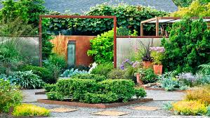 How To Design A Flower Bed Small Yards Sunset How To Design A Flower Garden Eldesignr Com