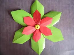 paper christmas decorations top 5 origami paper christmas decorations lovetoknow