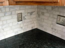 tumbled marble kitchen backsplash 43 best kitchen backsplashes images on kitchen