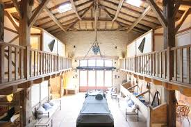 Barn Home Interiors by I Want To Live In A Renovated Barn With Horses At One End And